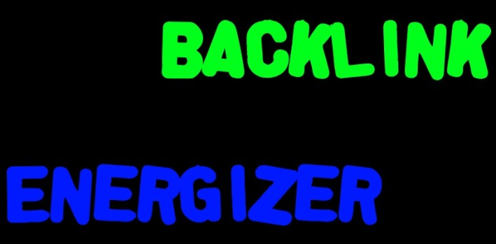 Backlink-Energizer
